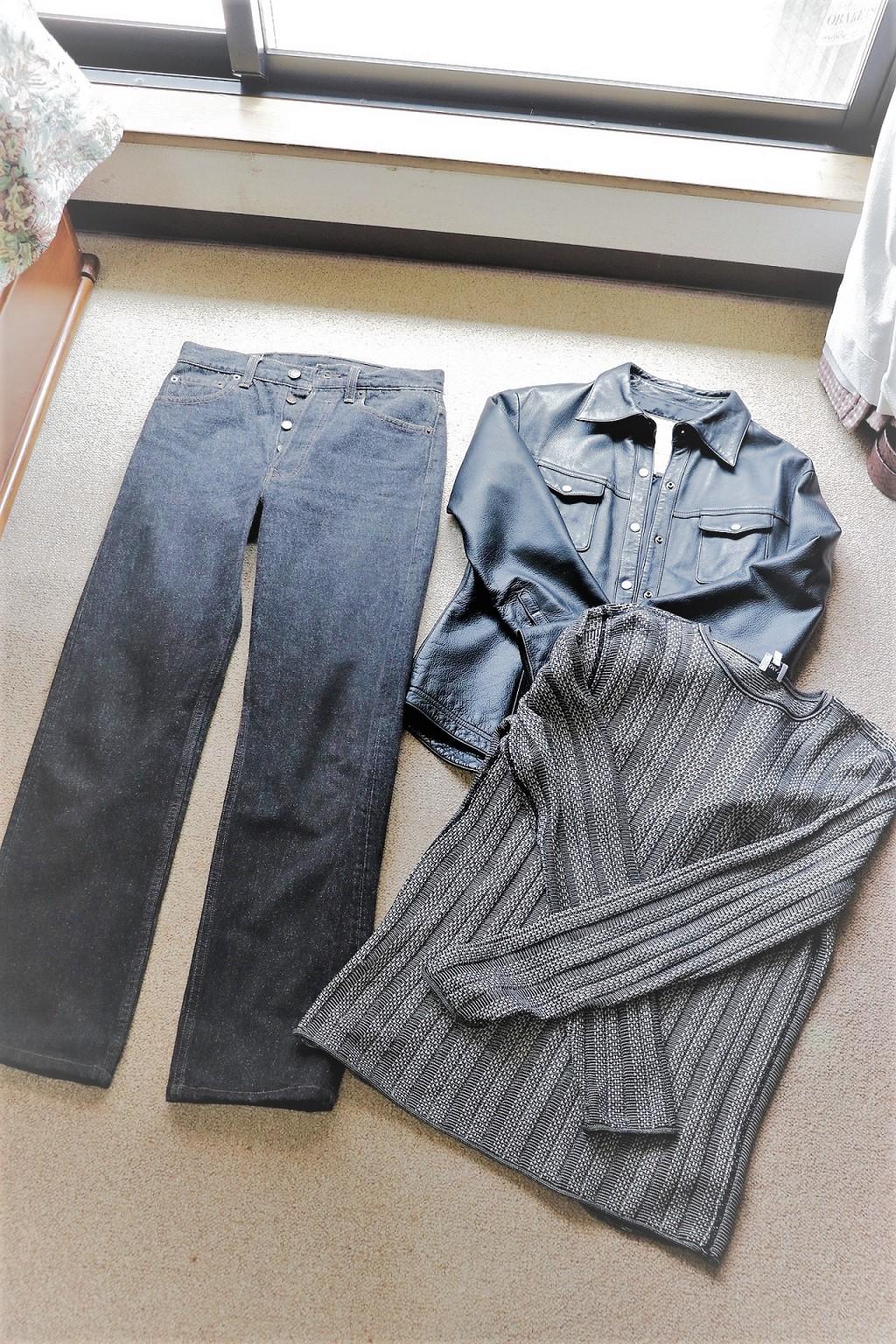 アメリカンタイプバイカーの街乗り季節別服装コーデ