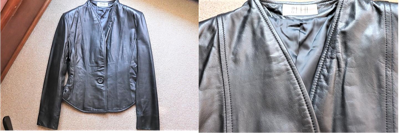 襟無しジャケットは粋である:力まないファッションコーデ