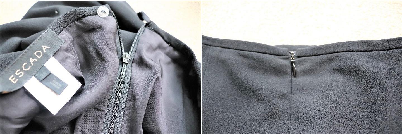 ワンピースやスカートのスプリングホックは本当に必要なのか